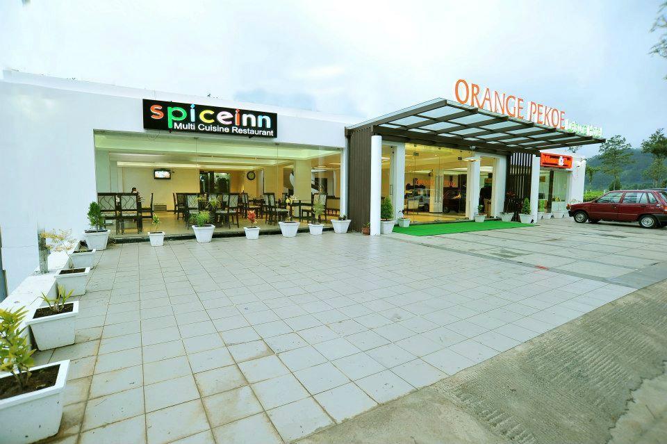Orange Pekoe  Hotel