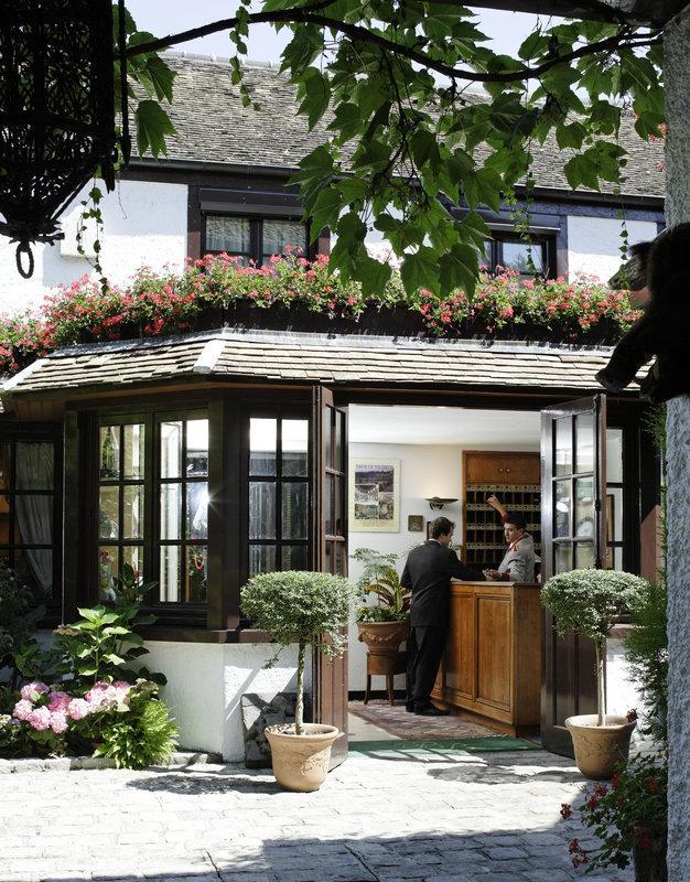 Hotellerie du Bas-Breau