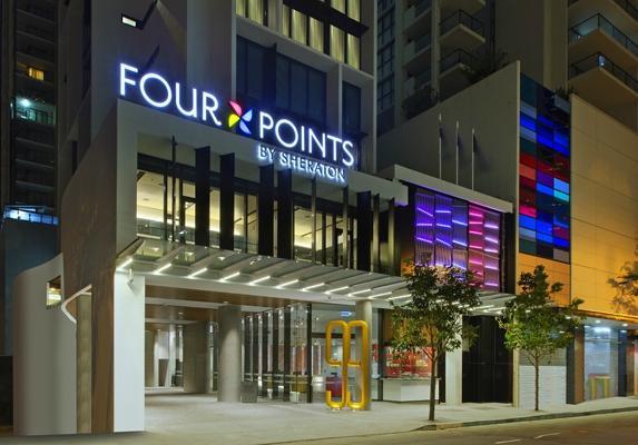 Four Points by Sheraton Brisbane