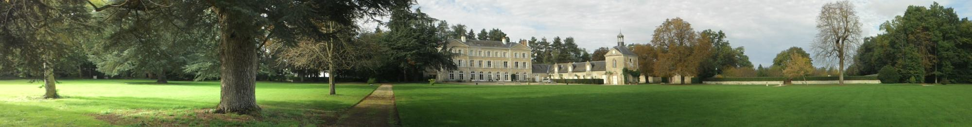 Chateau de Champvallins