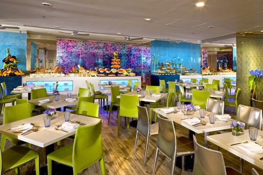 Regal Oriental Hotel - Cafe Neo