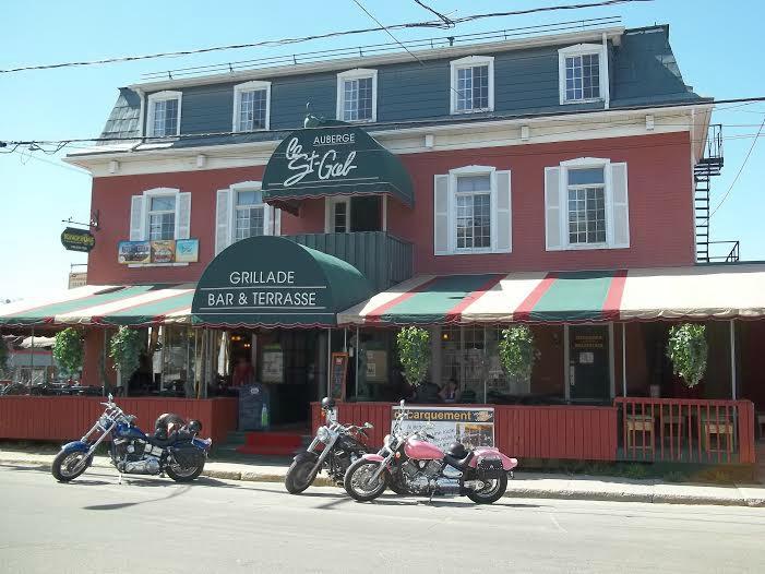 Auberge Resto Pub le St-Gab