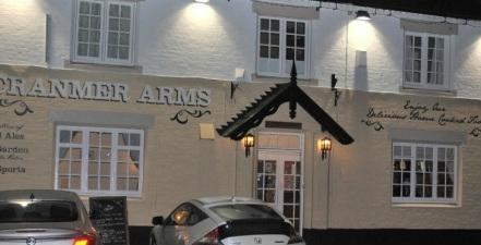 Cranmer Arms