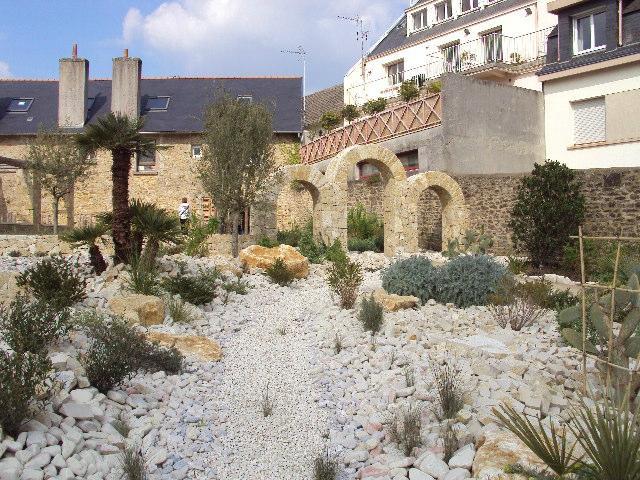 Le jardin de la retraite quimper france top tips for Jardin quimper