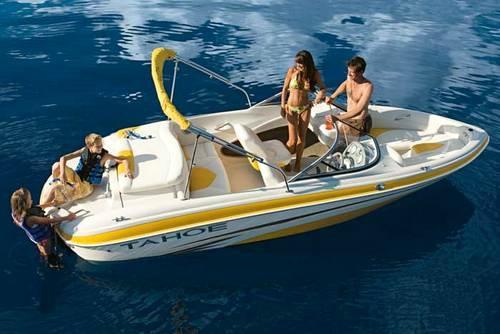 Rent a Boat Krk Bura