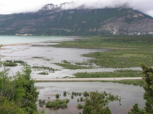 Burges & James Gadsden Provincial Park