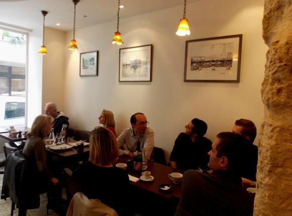 Le crepuscule paris tour eiffel invalides restaurant reviews phone nu - Tour maubourg restaurant ...