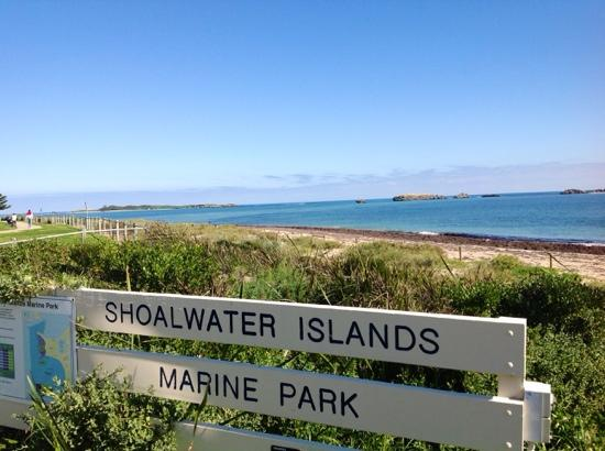‪Shoalwater Islands Marine Park‬