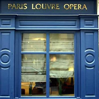 最佳西方巴黎盧浮劇院酒店