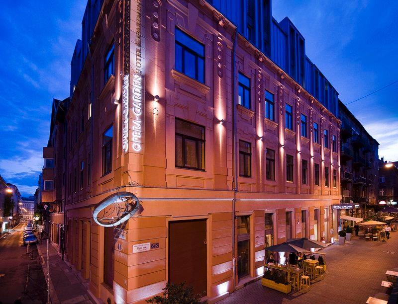 오페라 가든 호텔 & 아파트먼츠