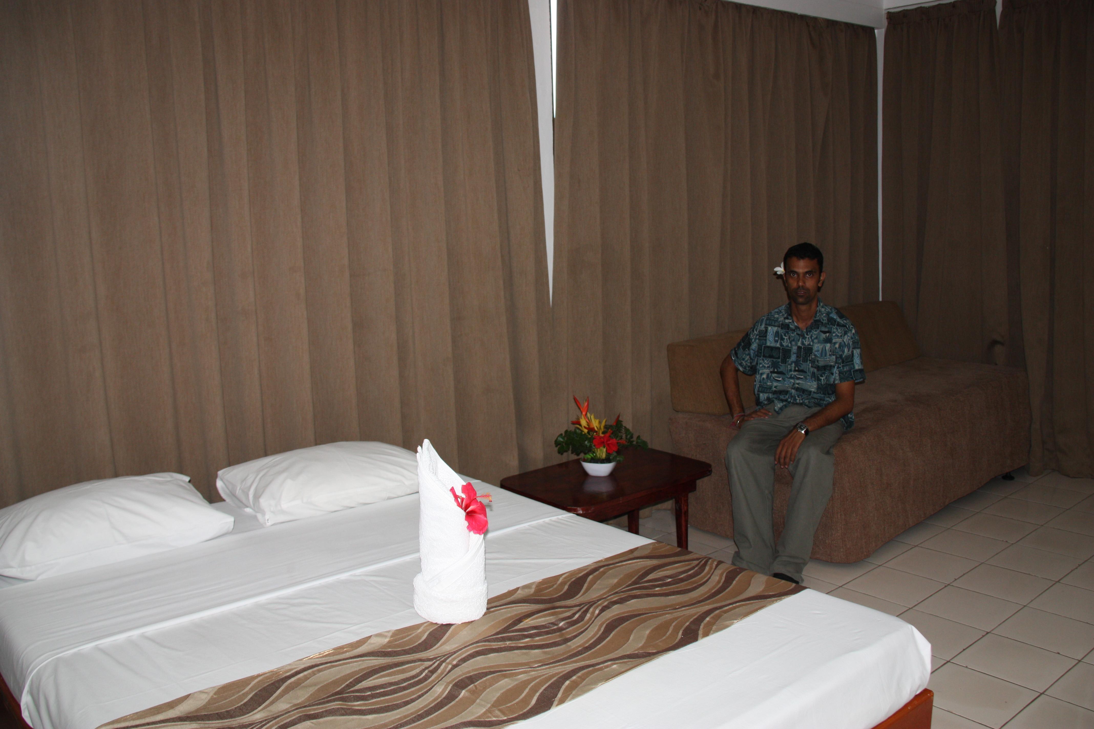 나디 다운타운 호텔 & 백패커즈