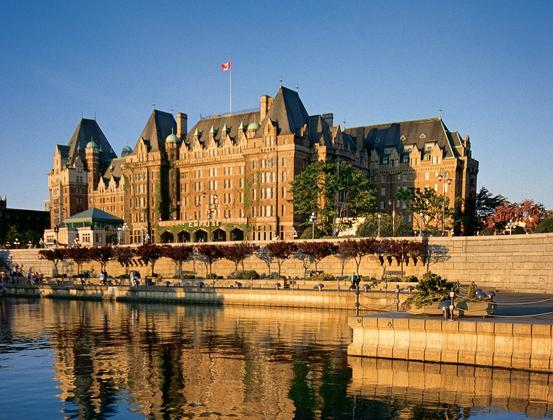 ‪The Fairmont Empress‬