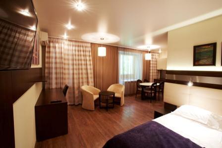 Mini-Hotel in the Center