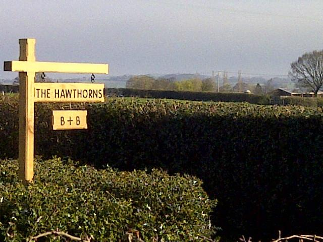 The Hawthorns Bed and Breakfast