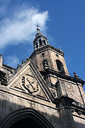 ‪Church of San Pedro Apostol‬