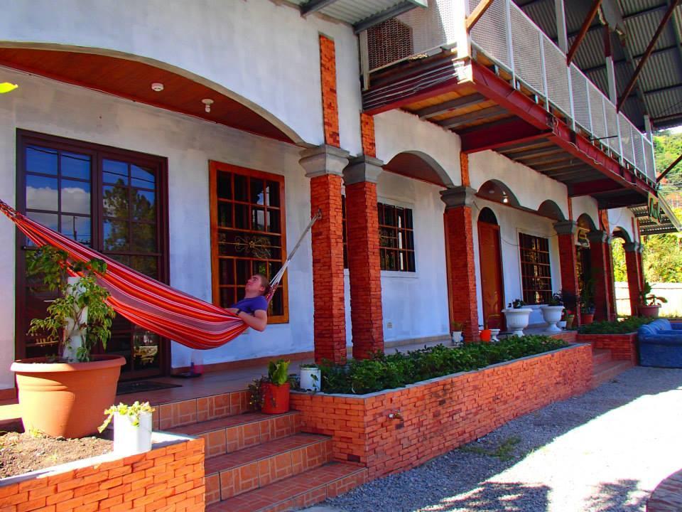 panama chiriqui province boquete hotels hostal nomba