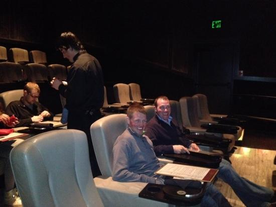 CineBistro at Solaris