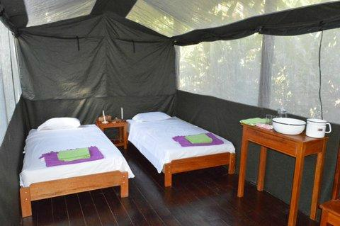 Tambopata Tented Camp