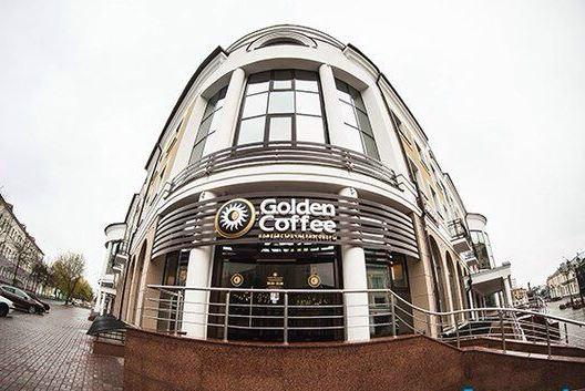 ‪Golden Coffee‬