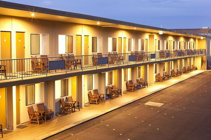 卡琳加汽車旅館