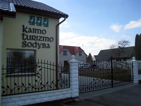 Stasio Balseviciaus Homestead