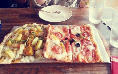Trevia Pizza di Roma Noksapyeong