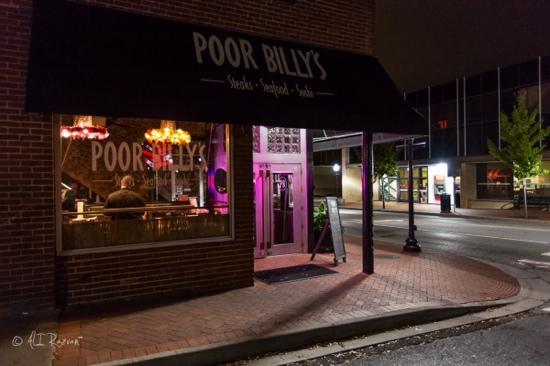Poor Billy's Seafood Restaurant