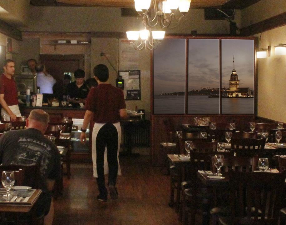 Aba turkish restaurant new york city restoran yorumlar for Akdeniz turkish cuisine nyc