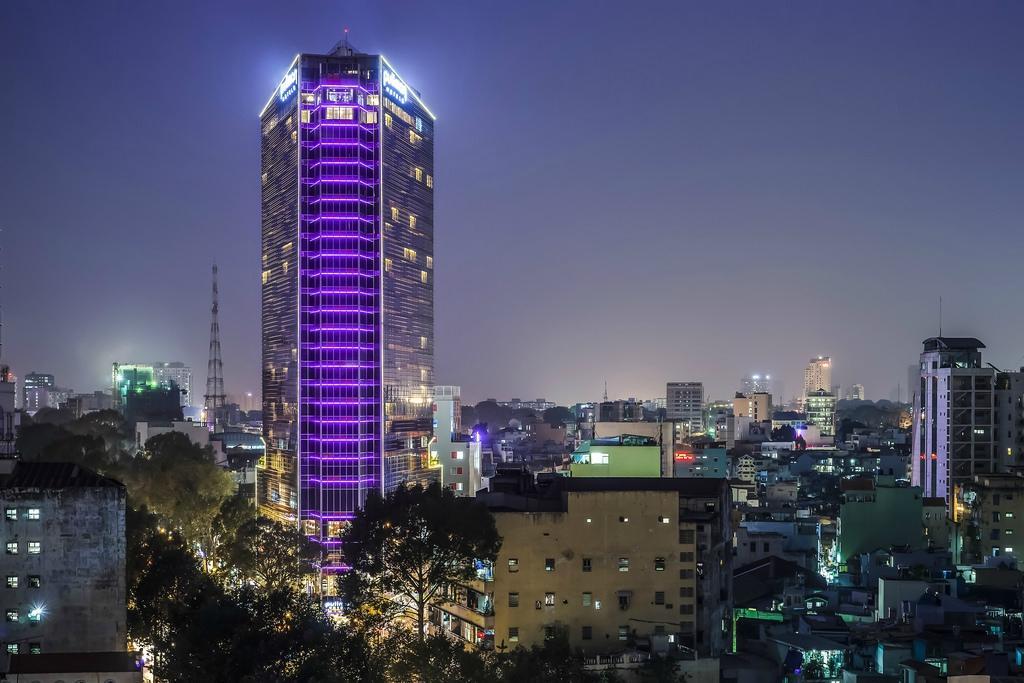 Pullman Saigon Centre Hotel