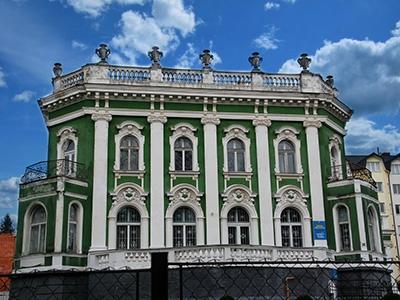 Drohobych Palace of Arts