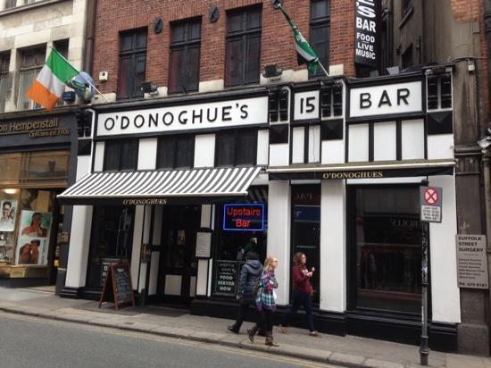 O'Donoghues Bar