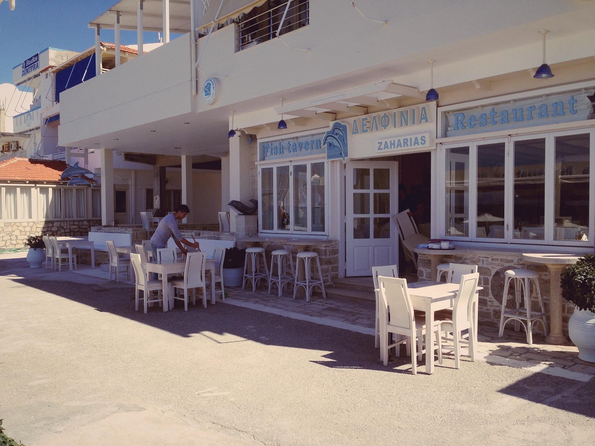 Crete, Greece Food Guide: 10 Greek food Must-Eat Restaurants & Street Food Stalls in Kalamaki