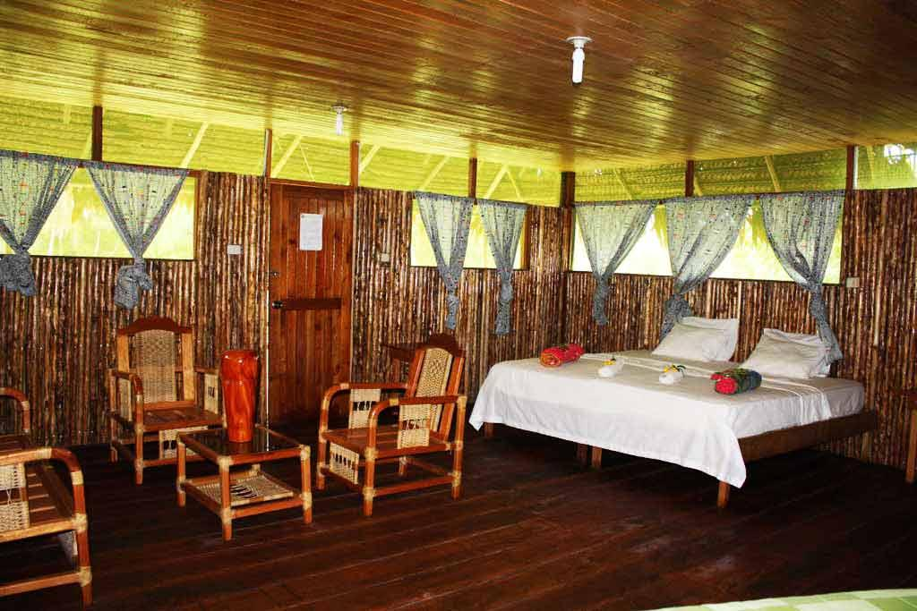 Amazon Camp Lodge