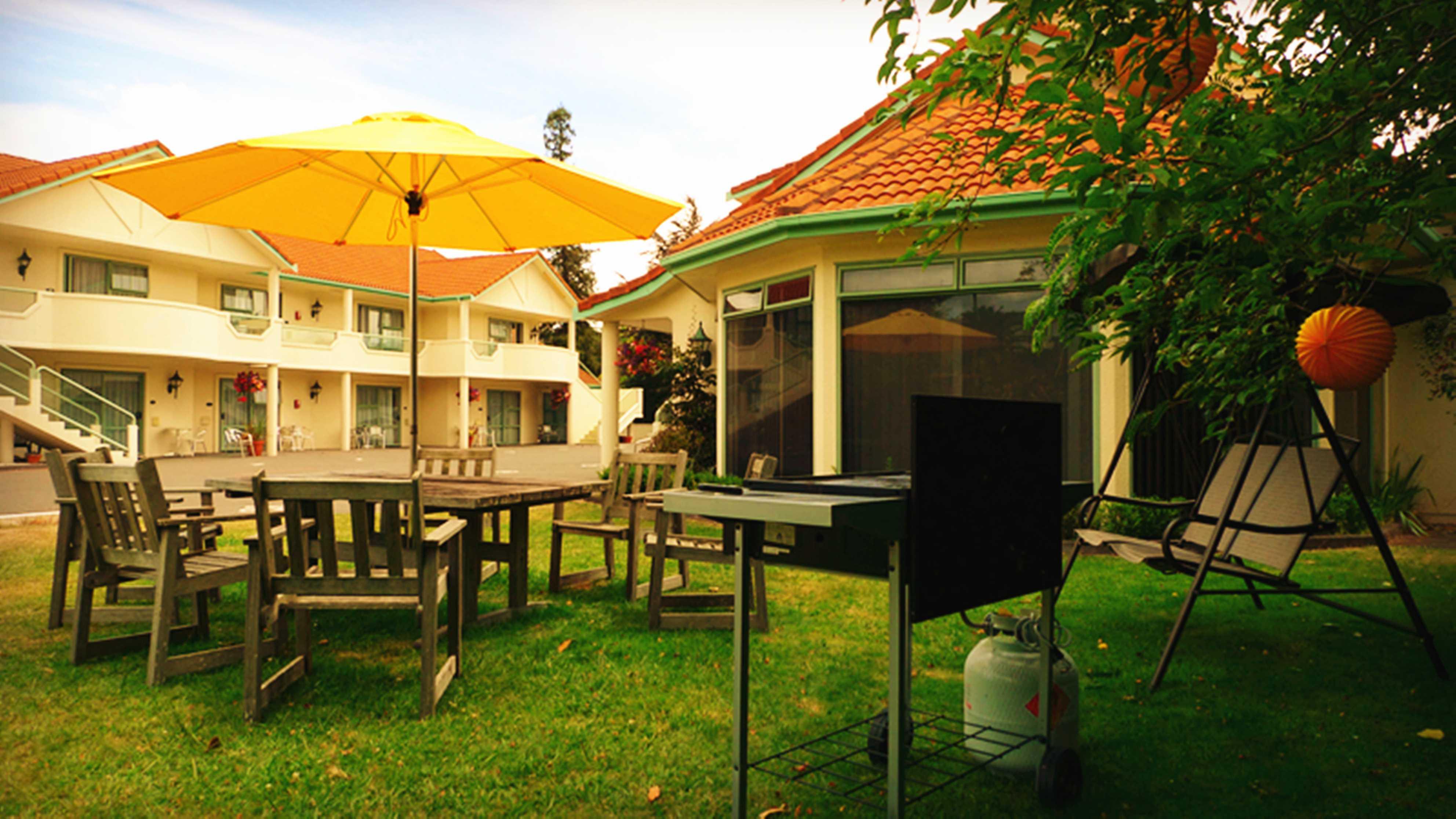 Rotorua Coachman Spa Motel