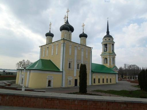 Uspenskiy Admiralty Temple