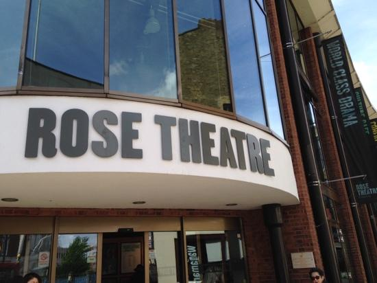 ‪Rose Theatre Kingston‬