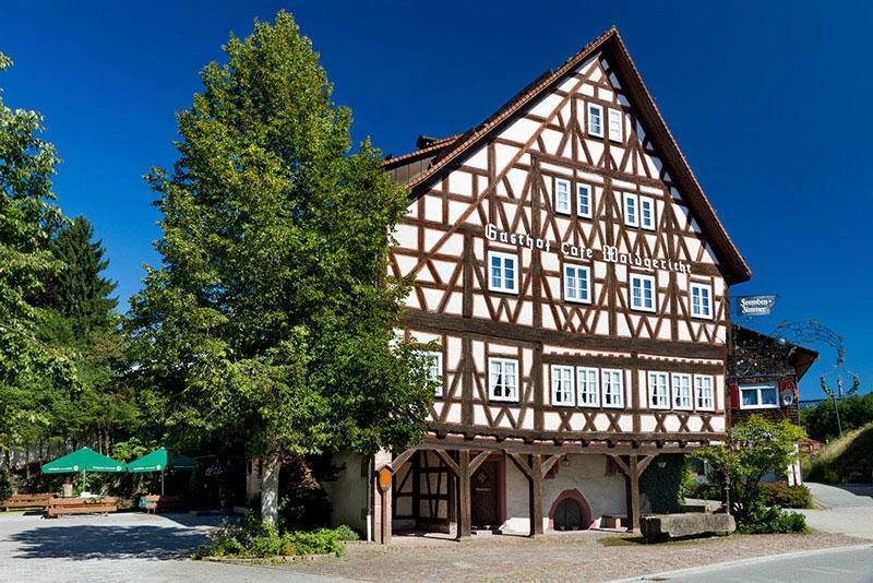 Gasthof Waldgericht