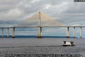 Ponte Do Rio Negro