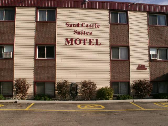 ‪Sand Castle Suites Motel‬