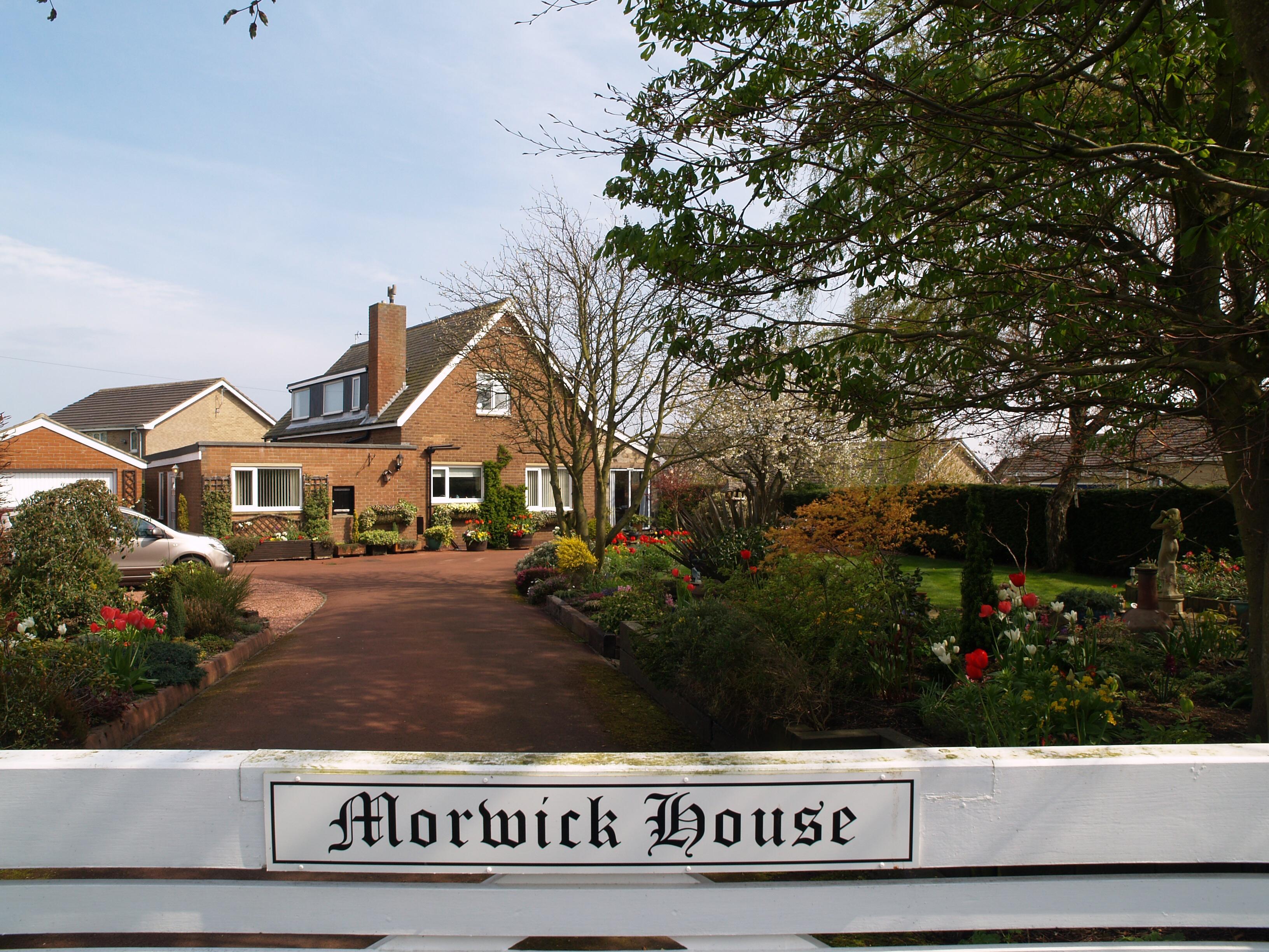 Morwick House B&B