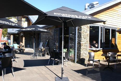 Aviators Cafe
