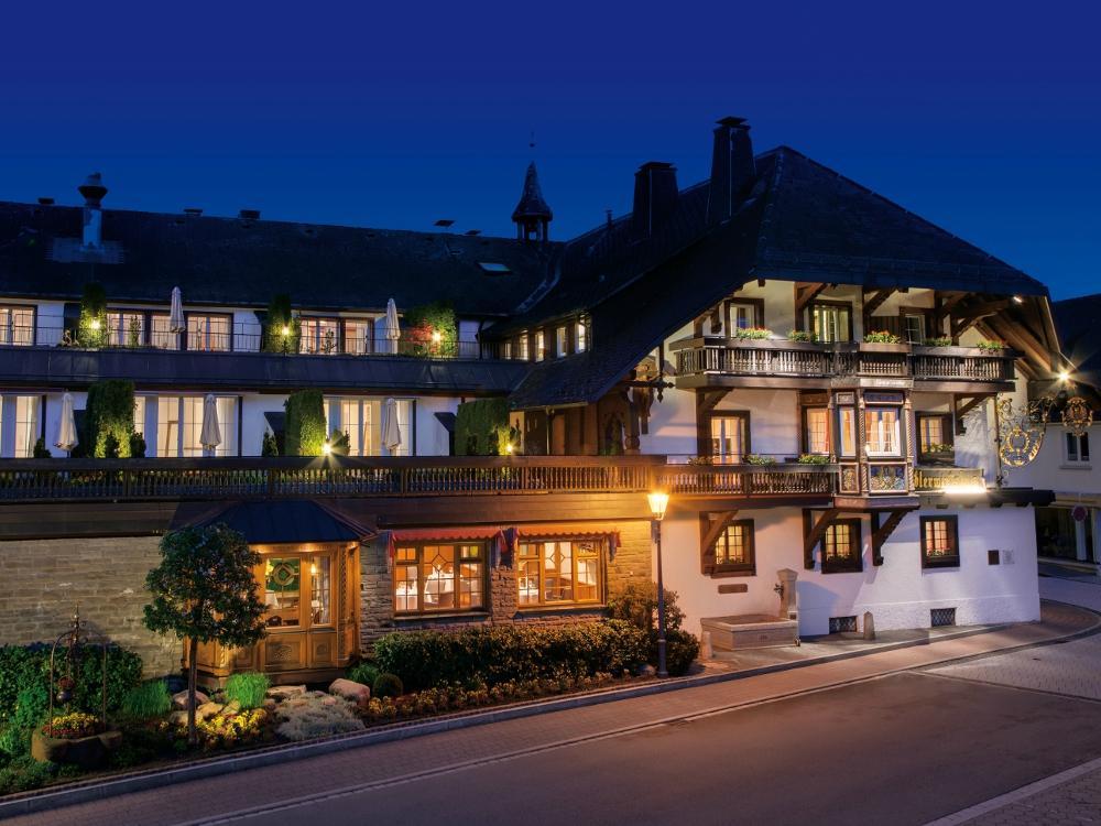 Hotel Adler Häeusern