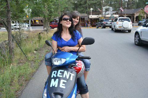 Scoot Over Ruidoso