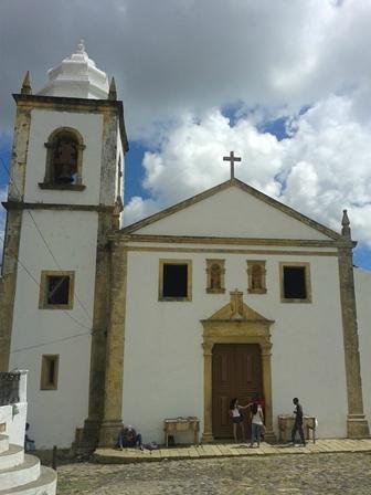 Igreja Dos Santos Cosme & Damiao