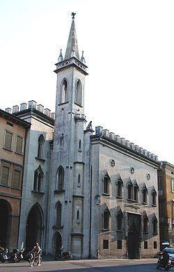 La Galleria Parmeggiani