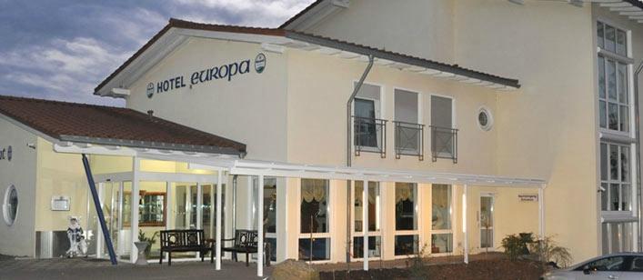 Hotel Europa Ramstein