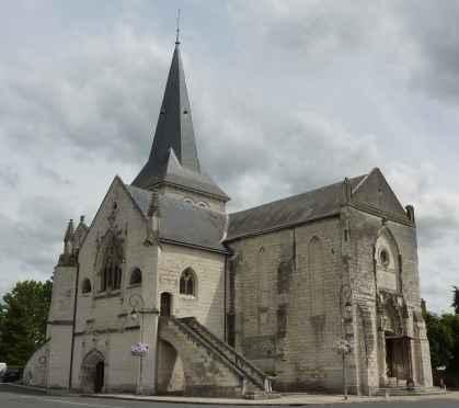 Eglise de Nanteuil