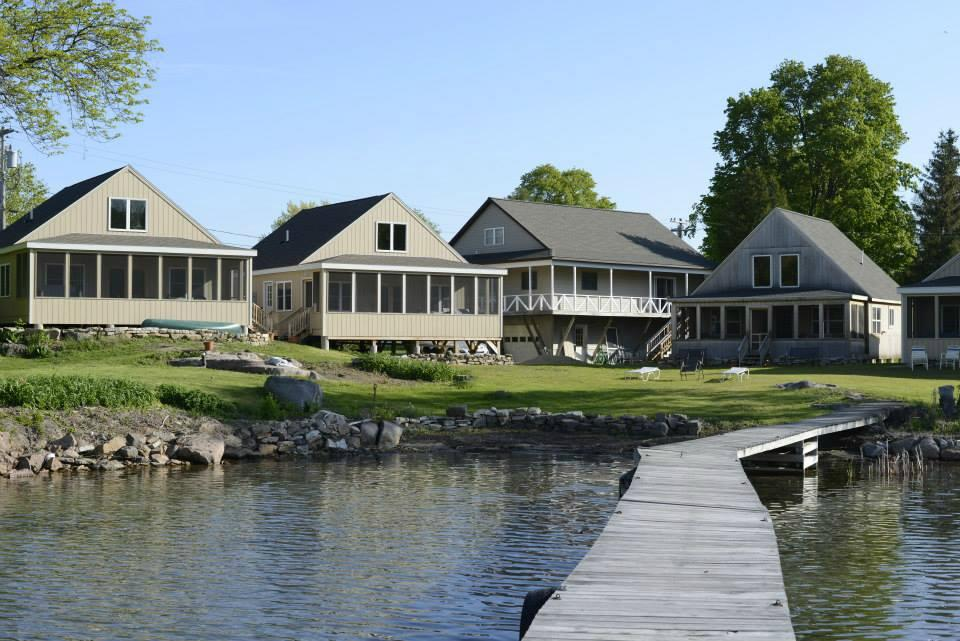 The Lodges at Oak Point