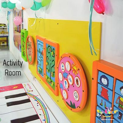 Play Around Indoor Kids Play Center