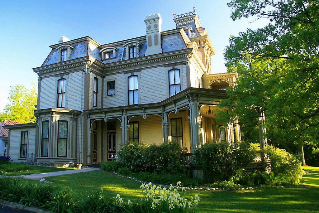 Garth Woodside Mansion Estate